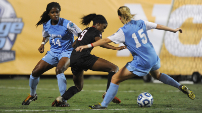 UNC-Womens-soccer-action