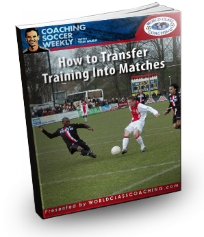 032HowtoTransferTrainingintoMatchesCover